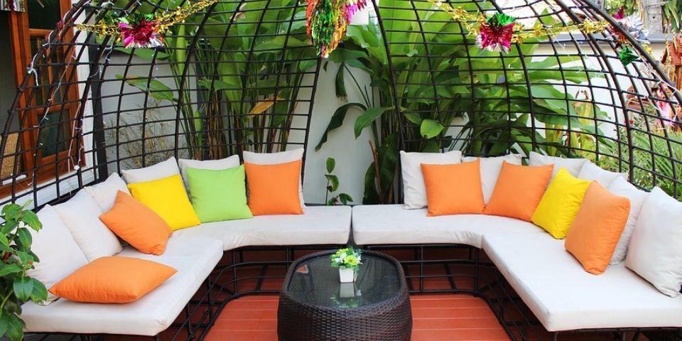 Curso Diseño De Terrazas Y Balcones