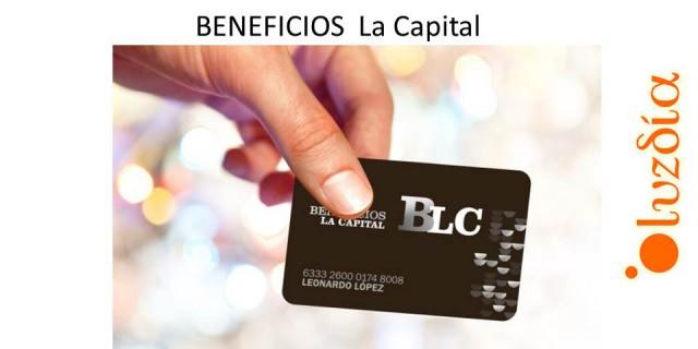 Nuevo!!!  25 % desc con tarjeta La Capital