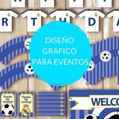 Curso de DISEÑO GRAFICO – especial eventos