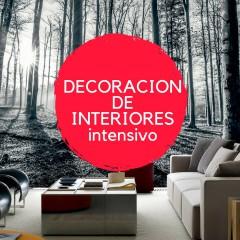 Curso de decoración de interiores INTENSIVO sábado
